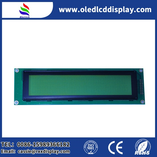 40X4 Character COB module STN Positive LCD Yellow-Green for Industrial control