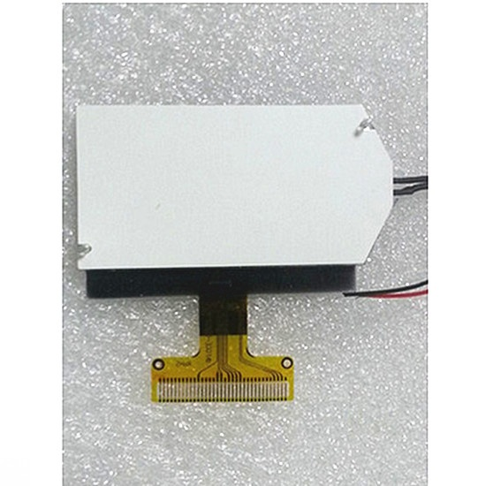 128X64 Dot matrix monochrome LCD display screen STN 10PIN For Walkie-talkie