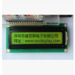ENH1601A-Y1 1601 Dot Matrix LCD Module Yellow-Green Mode LCM COB Modules LCD Display