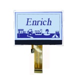 ENH-DG128064-34 128X64 Graphic LCD For POS Machine Long-term shipment