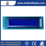 16X1 Character COB module 8-bit MPU interface LCD display module for medical application