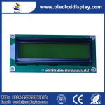 16X2 SPI interface STN yellow-green LCD module for video door phone
