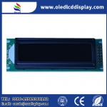 VA Black MPU interface 16X2 Character LCD module with PCB board for outdoor device