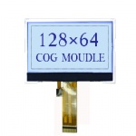 128X64 Graphic LCD module FSTN Drive IC ST7567 with white led backlight