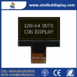 0.96 inch 12864 dot matrix lcd Custom size FSTN Serial interface display module with white led backlight