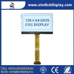 Better quality 128x128 dot matrix lcd display Graphic COG module